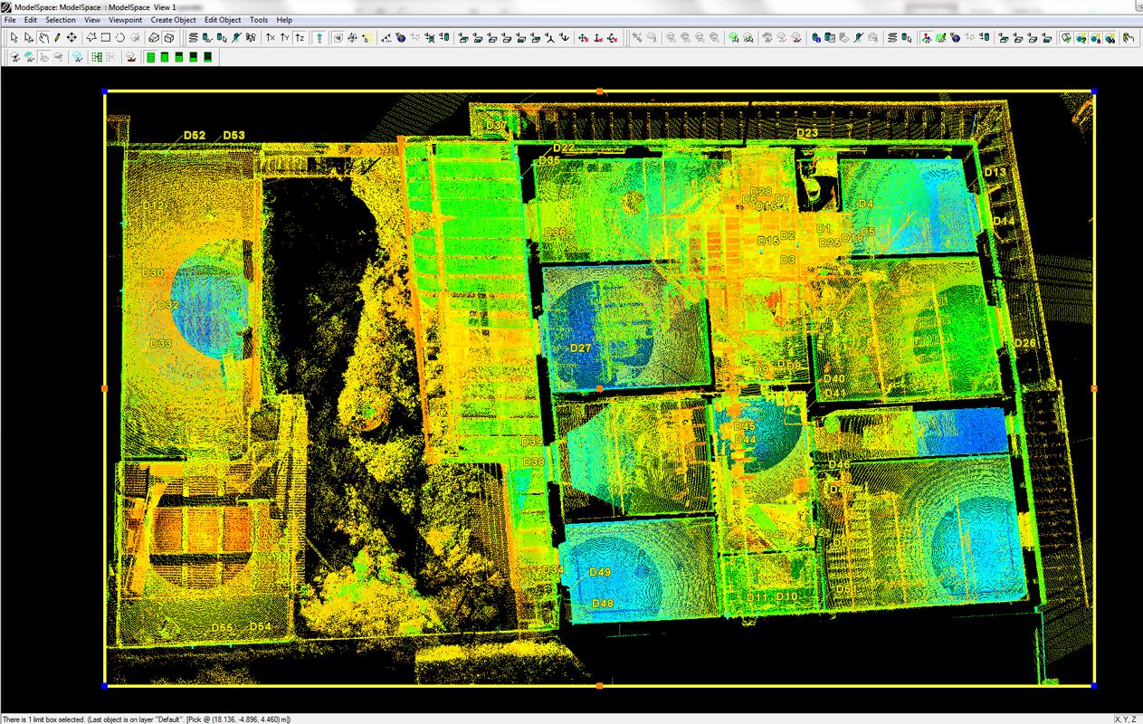 Planimetria 3d laser scan for Planimetria 3d